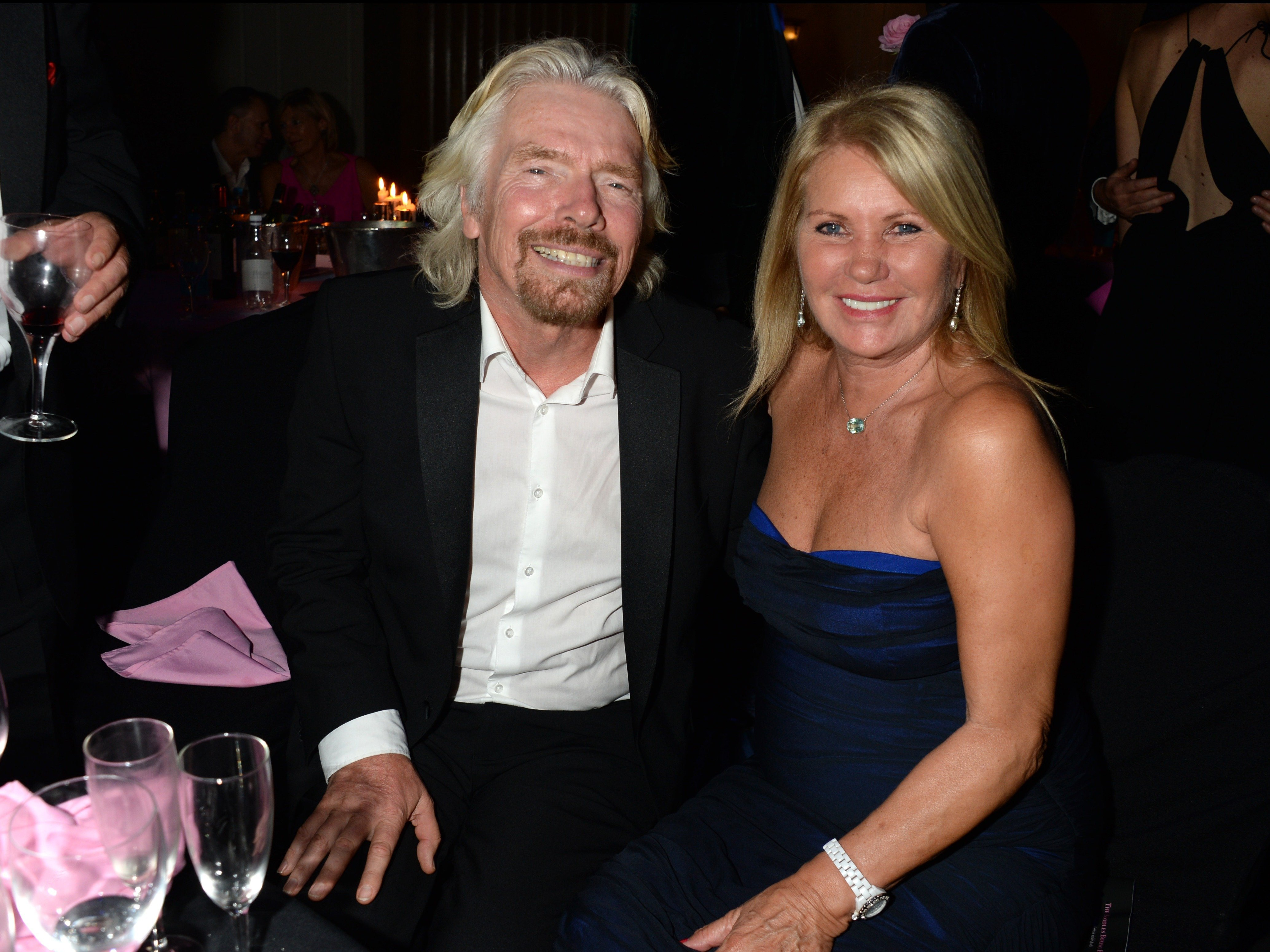 Pictures Of Richard Branson