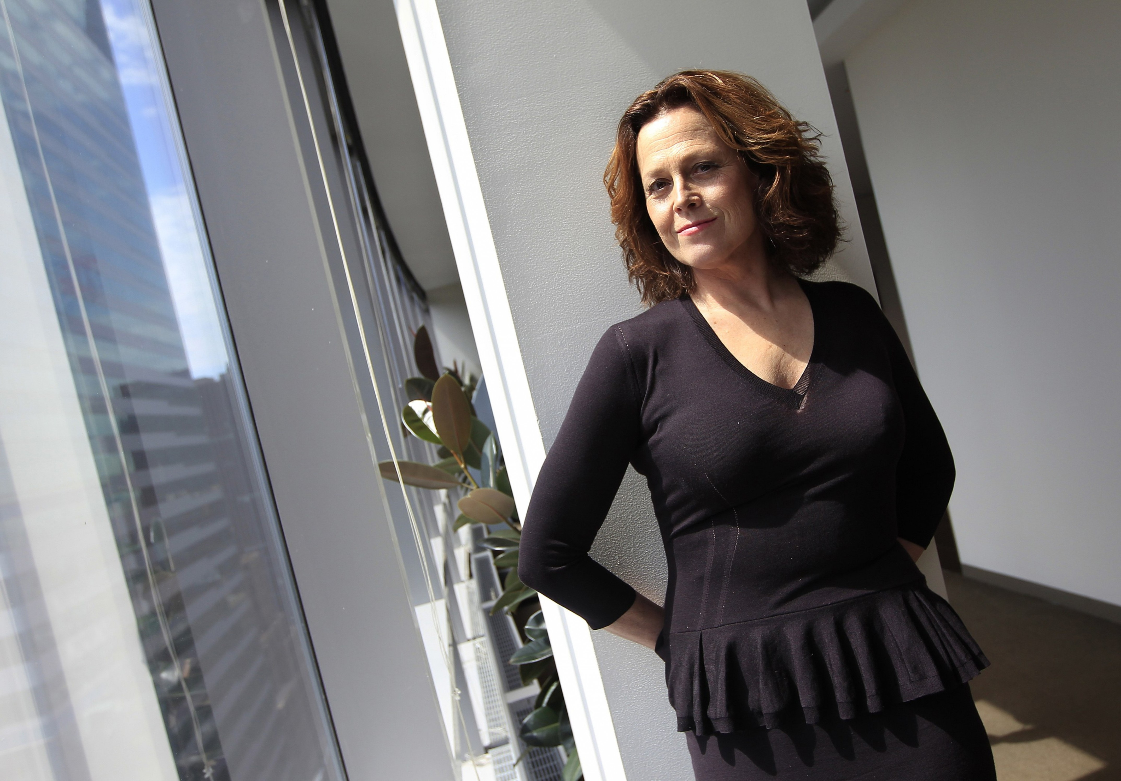 Pictures Of Sigourney Weaver