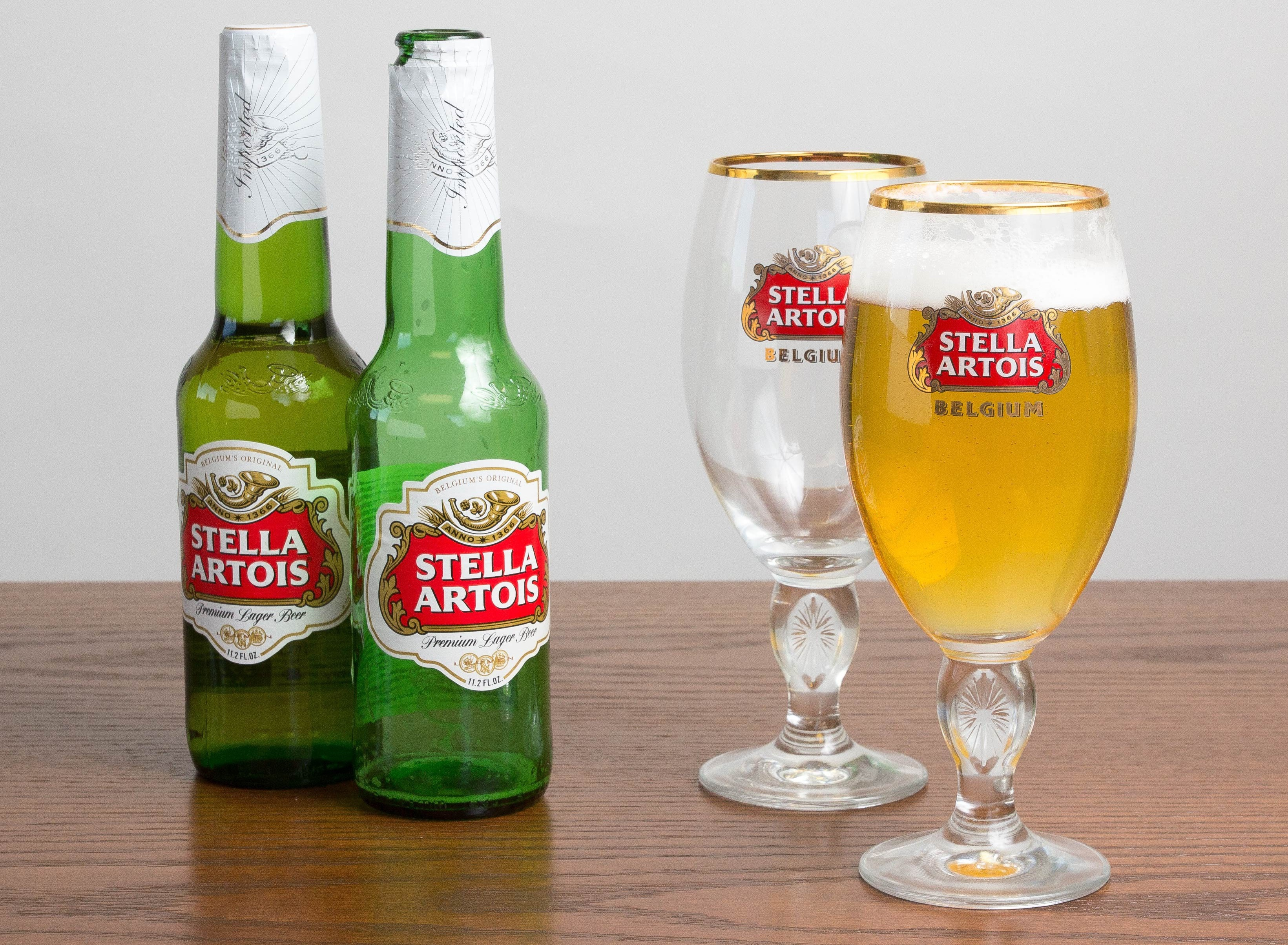 Pictures Of Stella Artois
