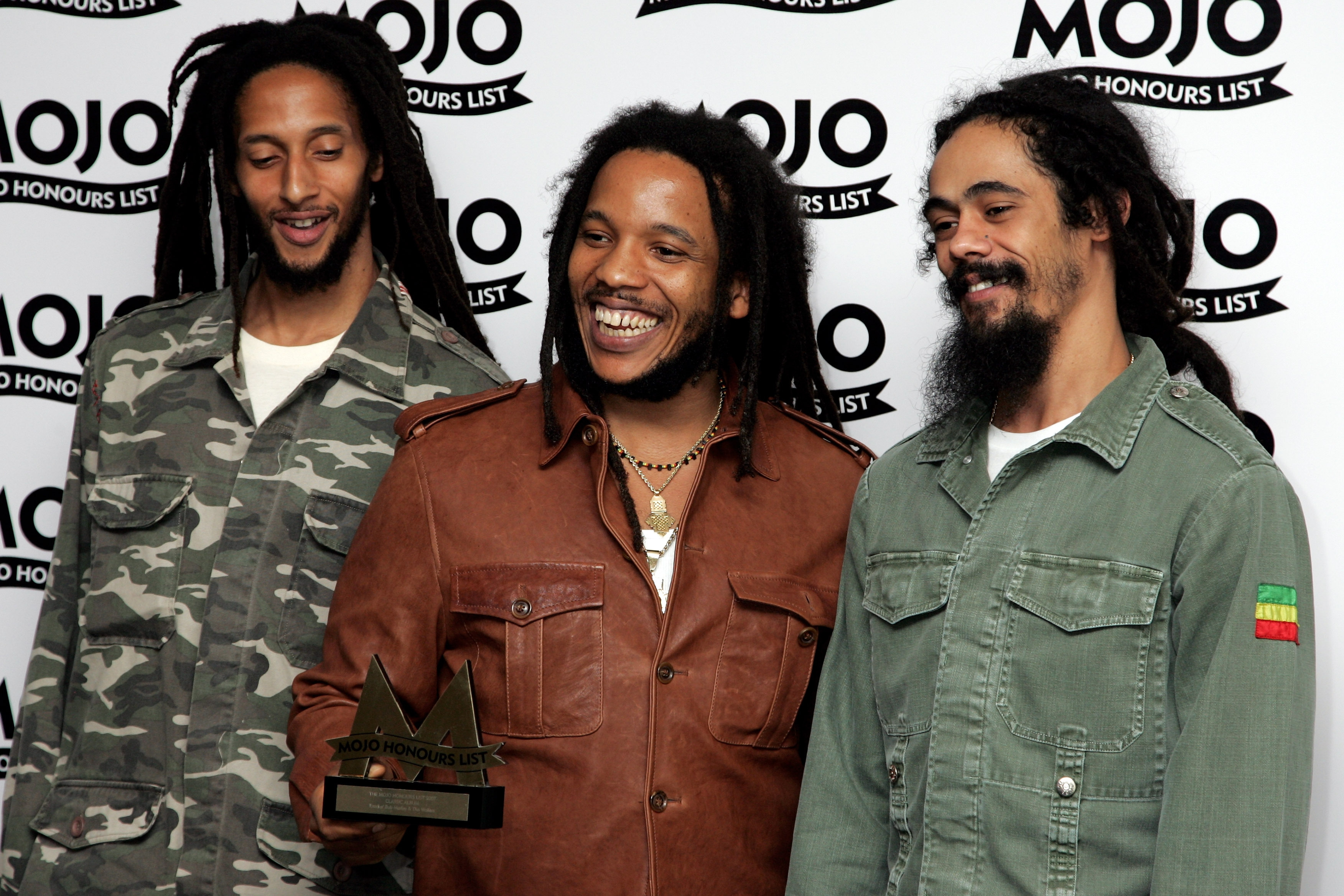 Pictures Of Stephen Marley
