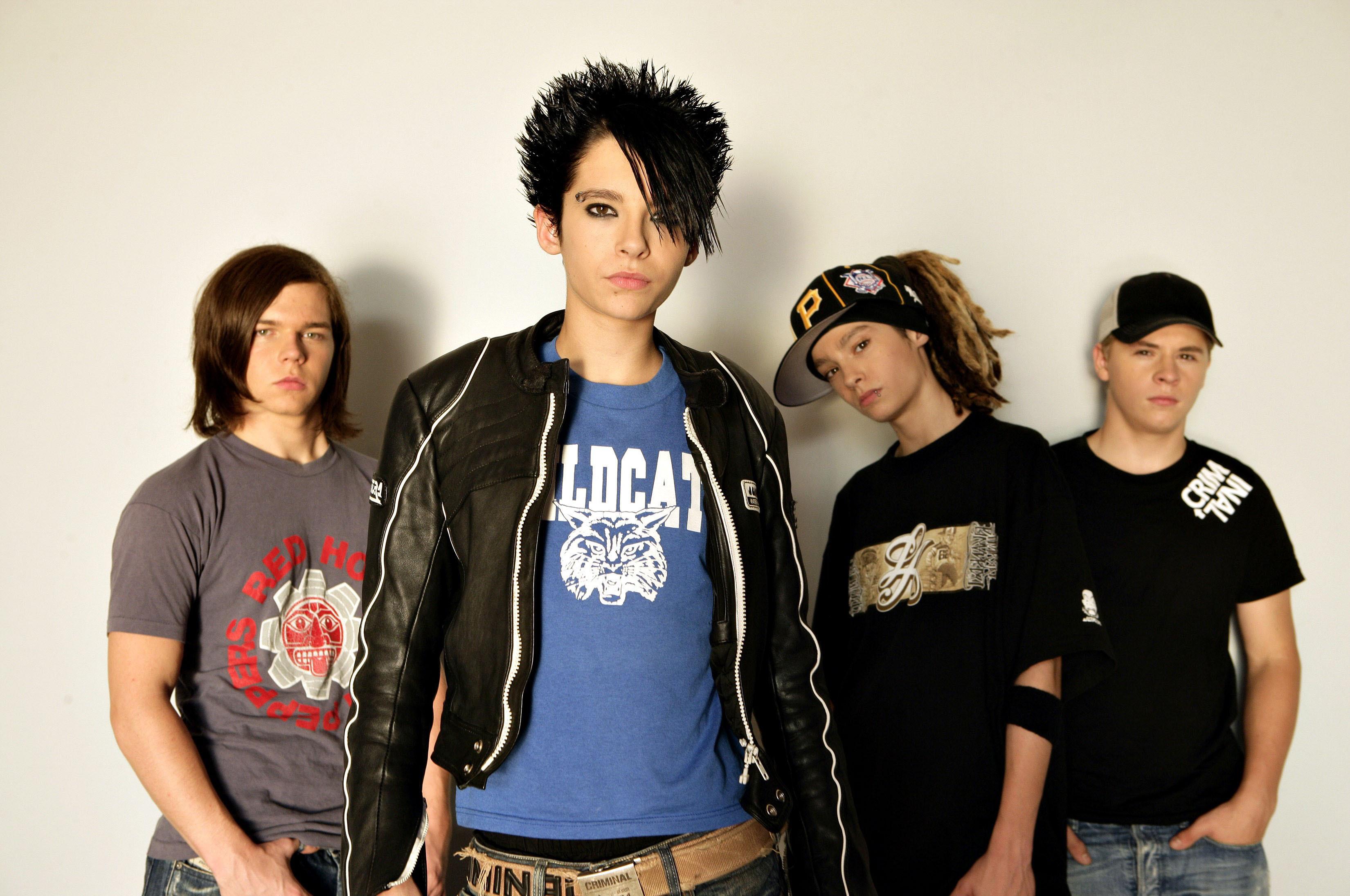Pictures Of Tokio Hotel