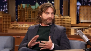 Pictures Of Zach Galifianakis
