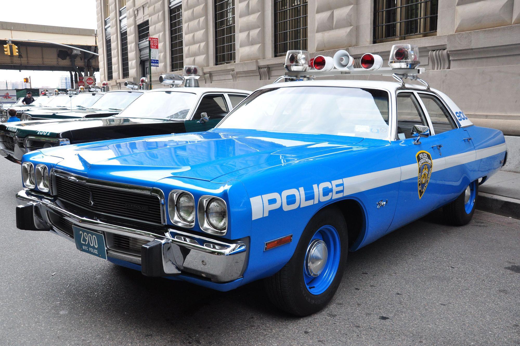 Police Desktop