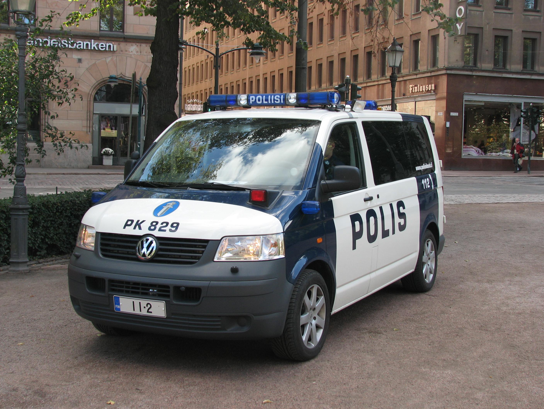 Police Hd Desktop