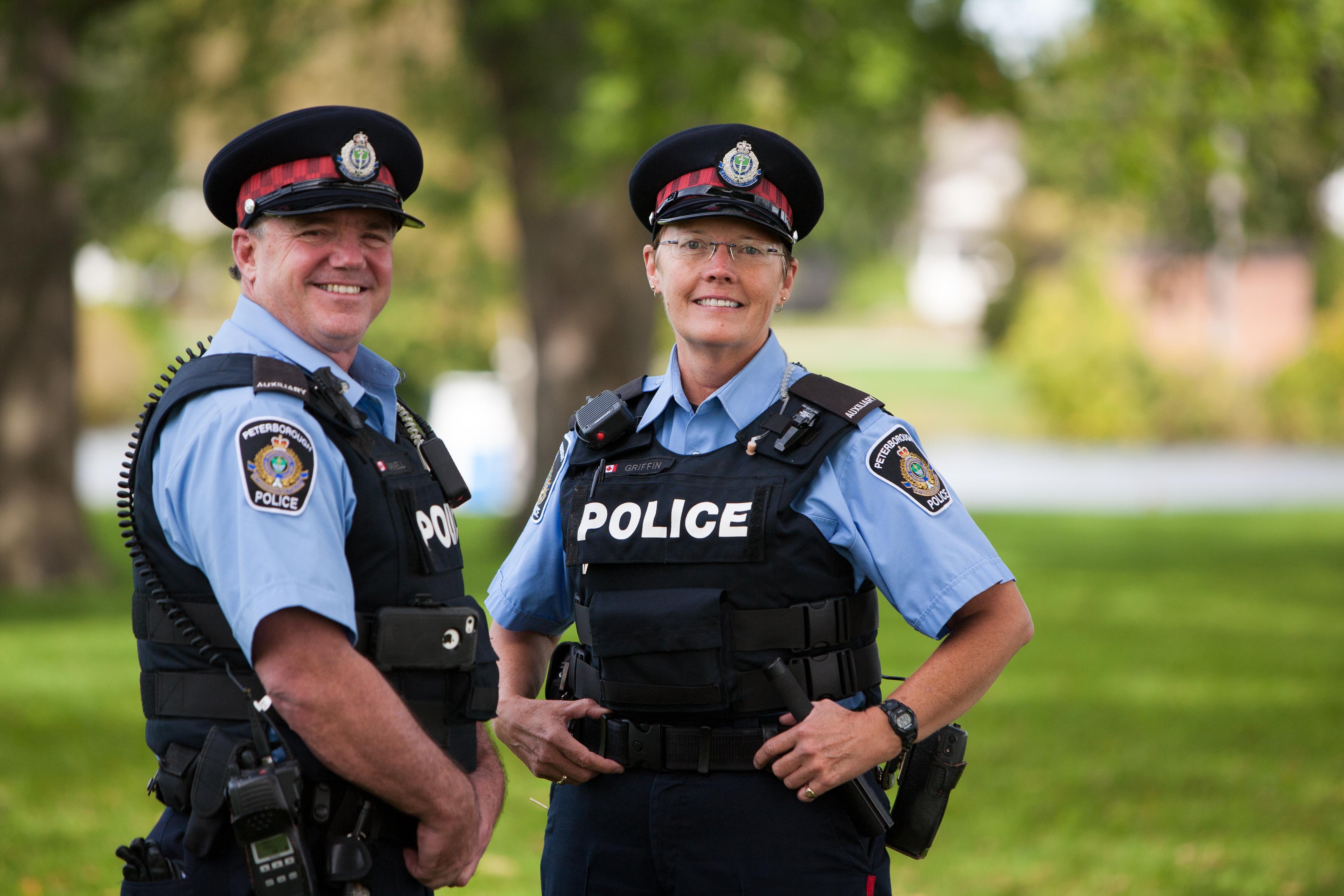 Police Widescreen