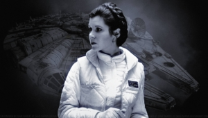 Princess Leia Background