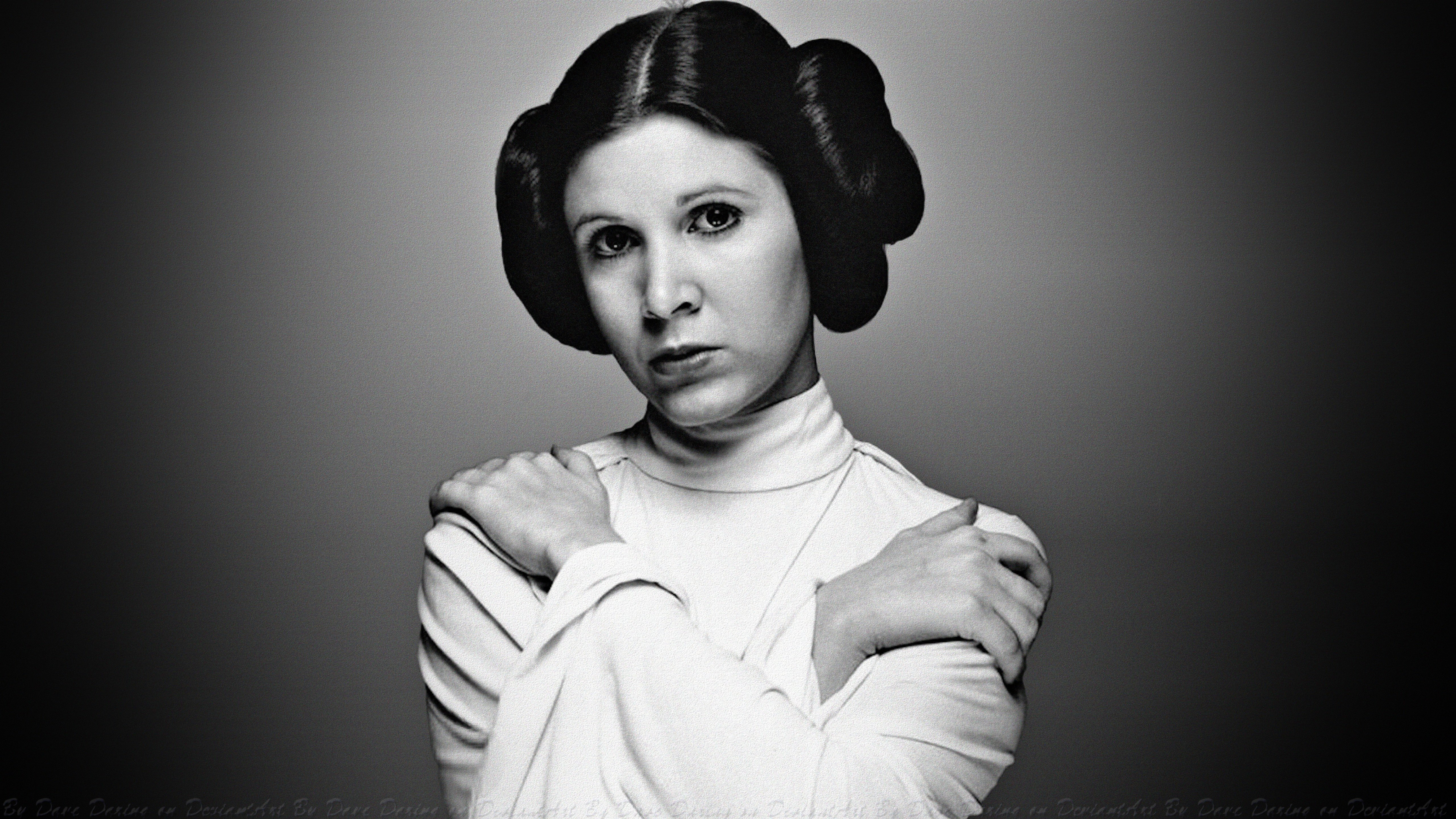 Princess Leia Computer Wallpaper