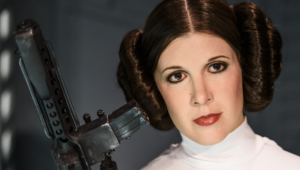 Princess Leia Wallpapers