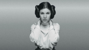 Princess Leia Widescreen