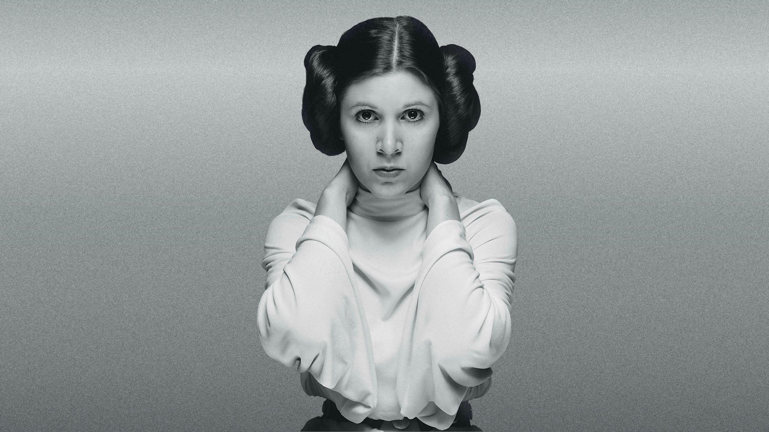 Princess Leia Widescreen