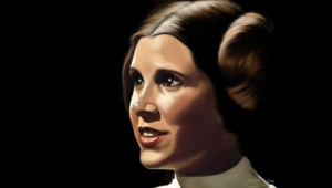 Princess Leia Hairstyle