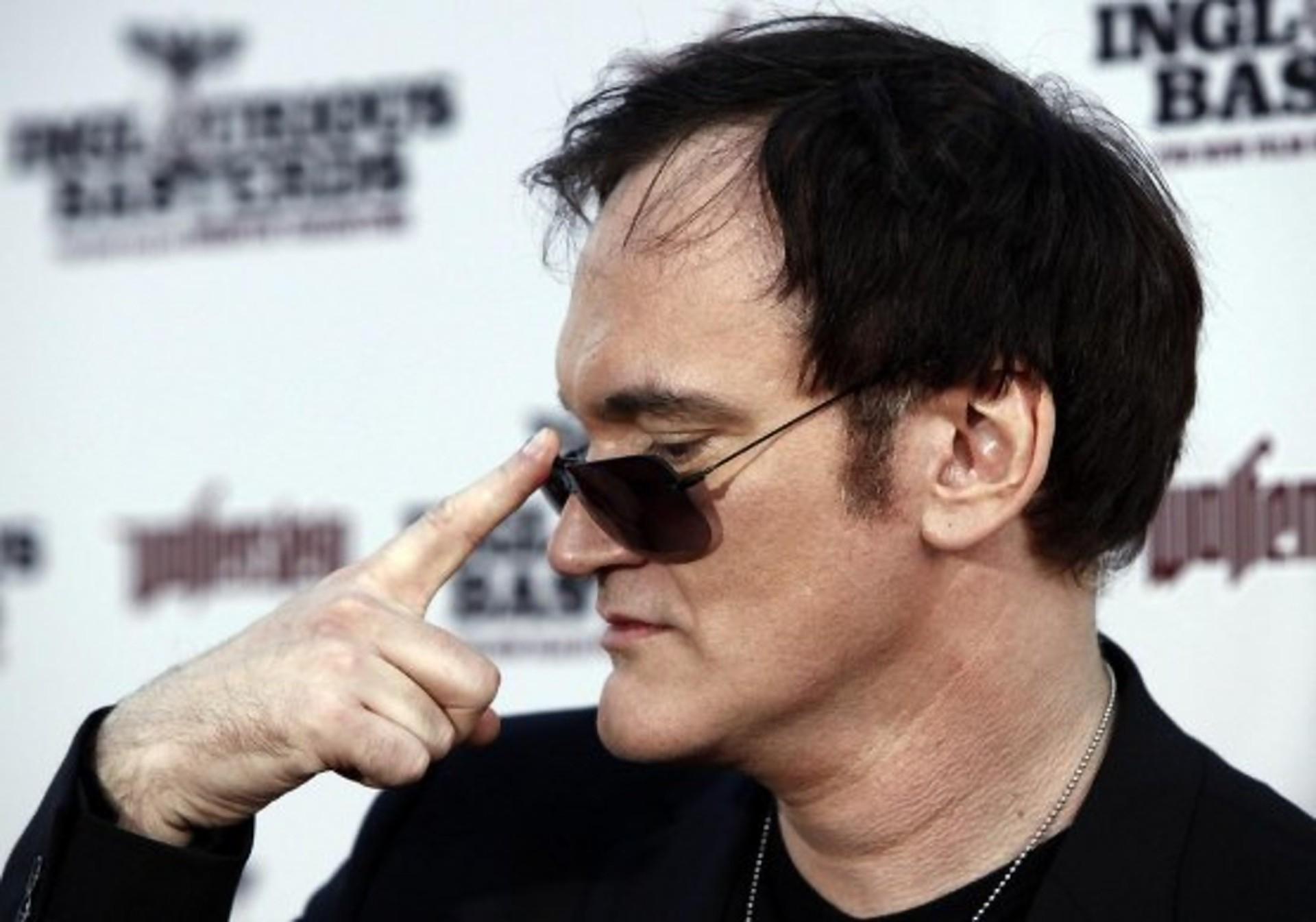 Quentin Tarantino Hd Desktop