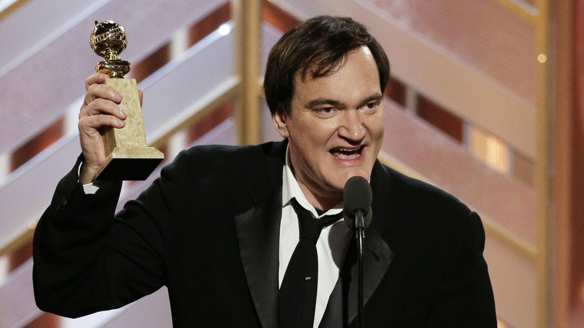 Quentin Tarantino Widescreen