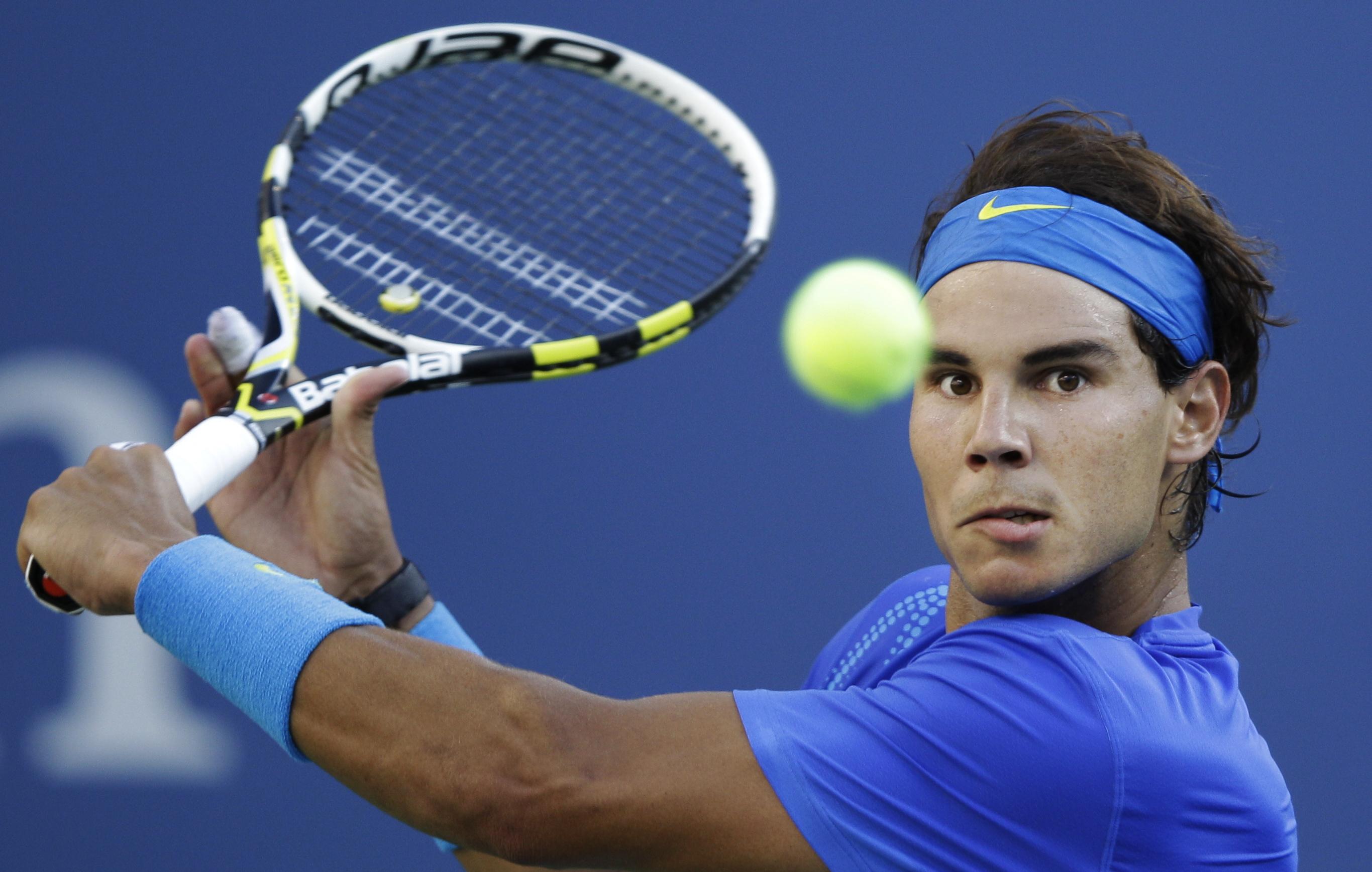 Rafael Nadal High Definition