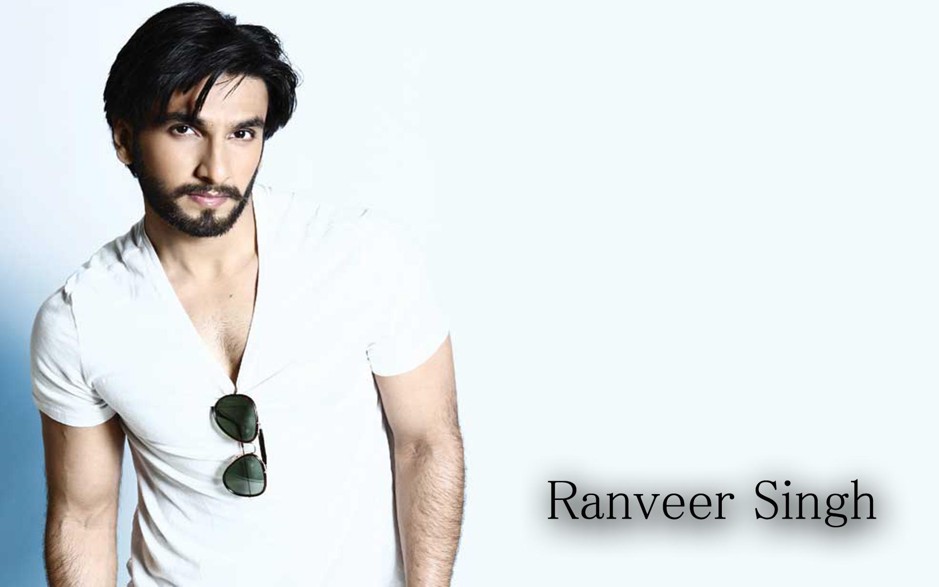 Ranveer Singh Wallpaper