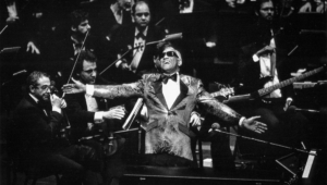 Ray Charles Widescreen