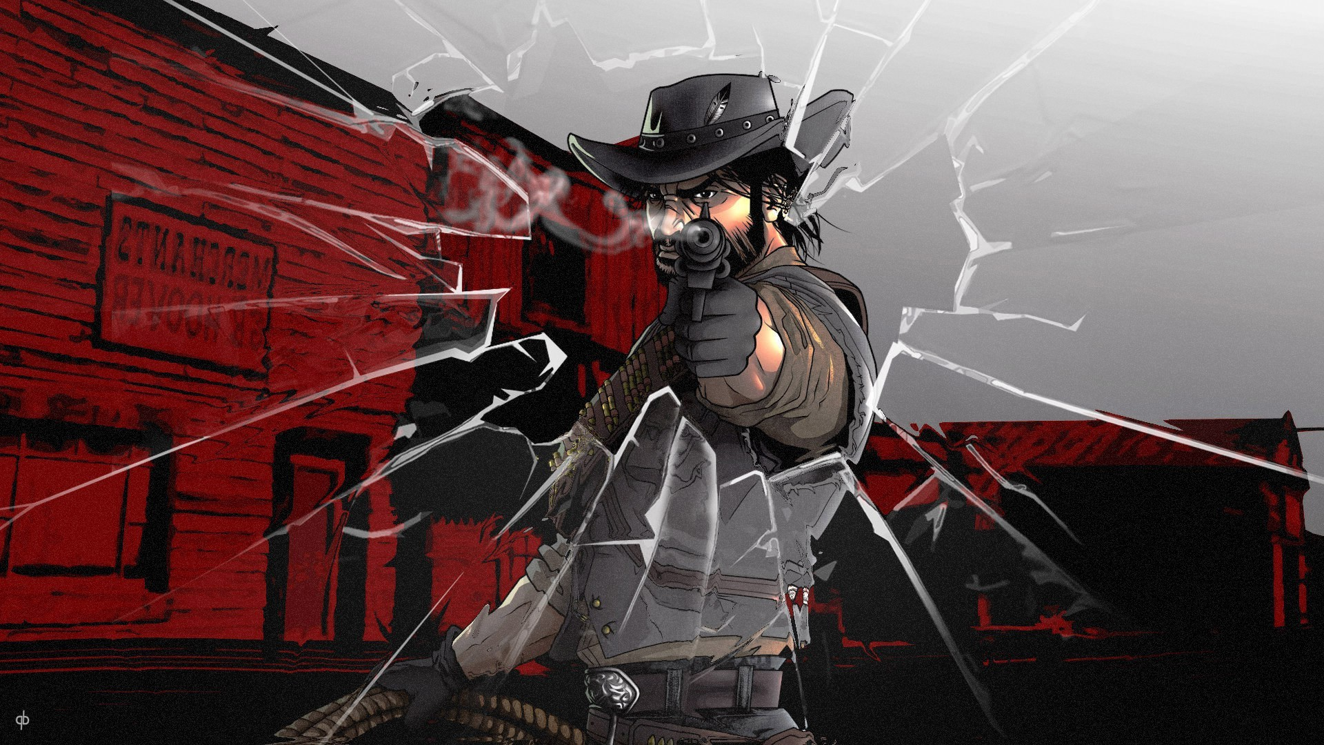 Red Dead Redemption Wallpapers Hd