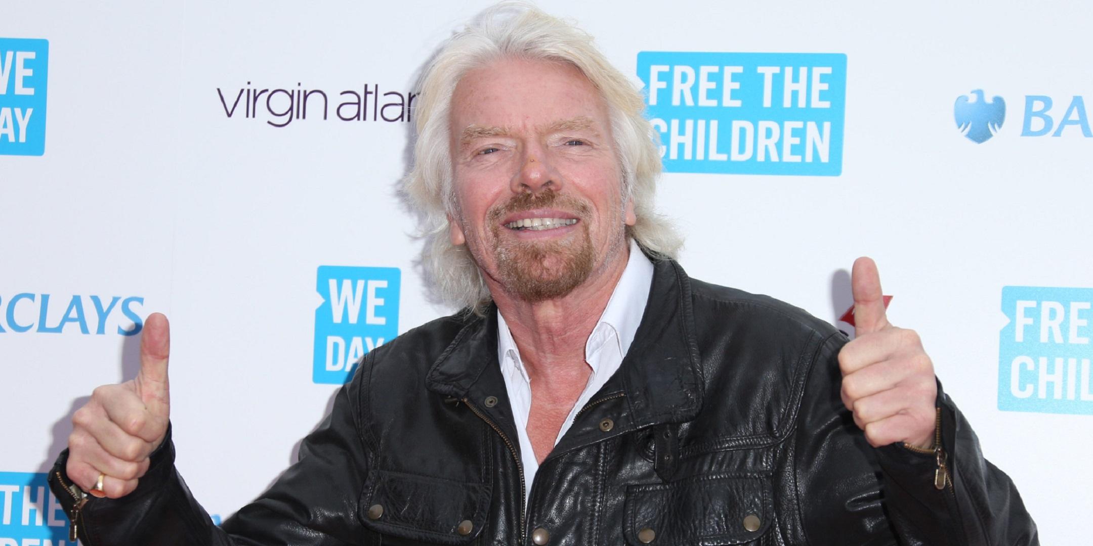 Richard Branson Hd Desktop