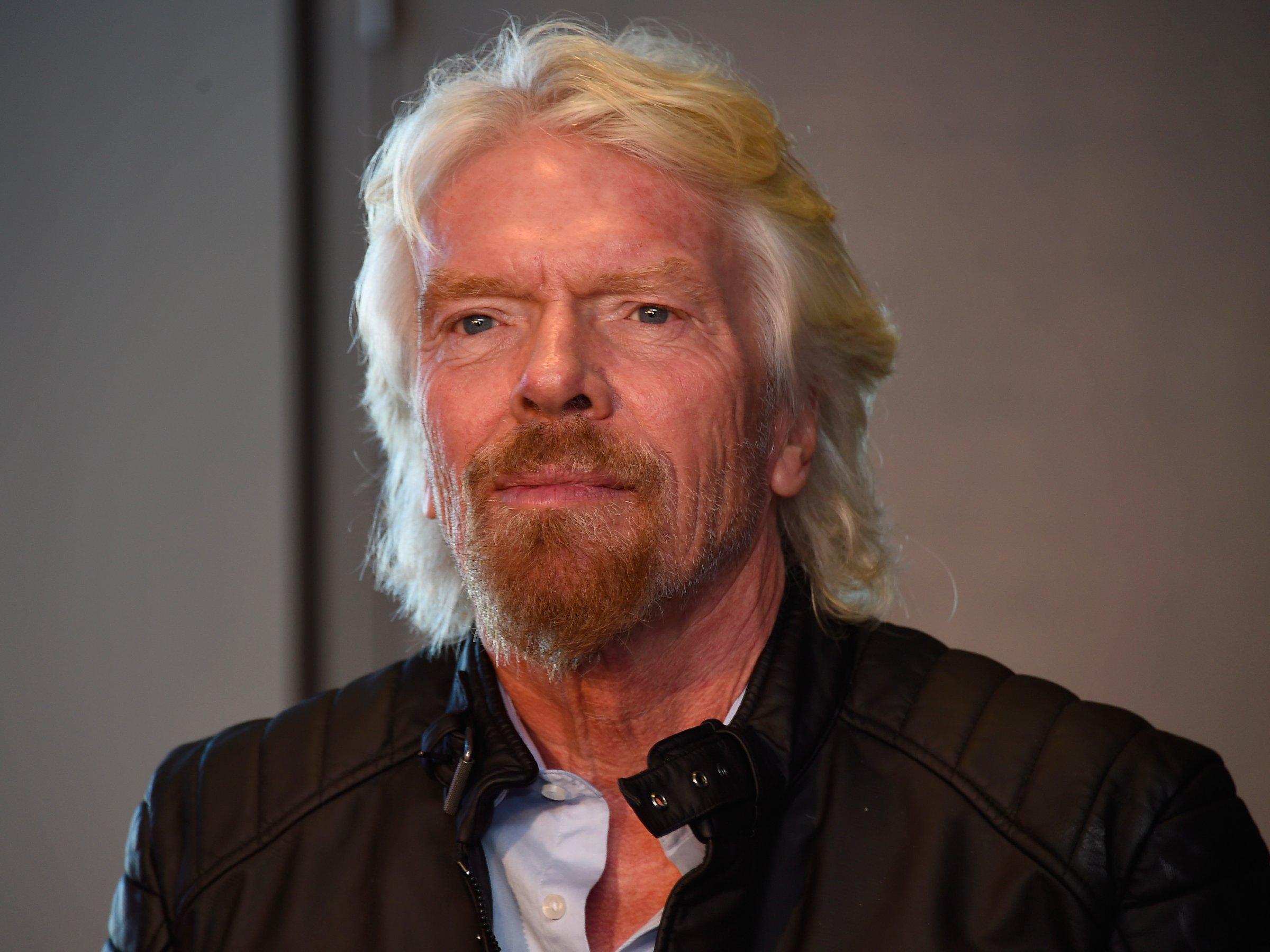 Richard Branson Images