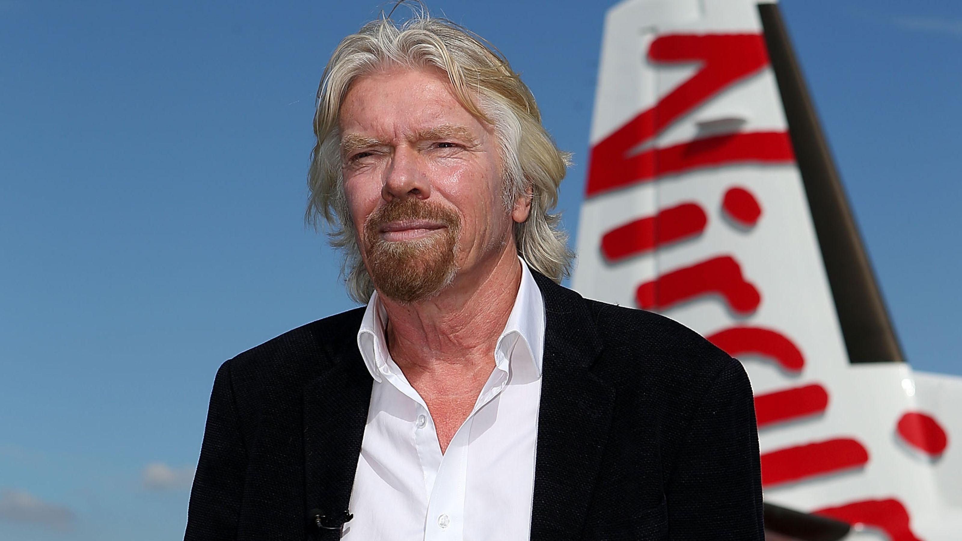 Richard Branson Wallpaper