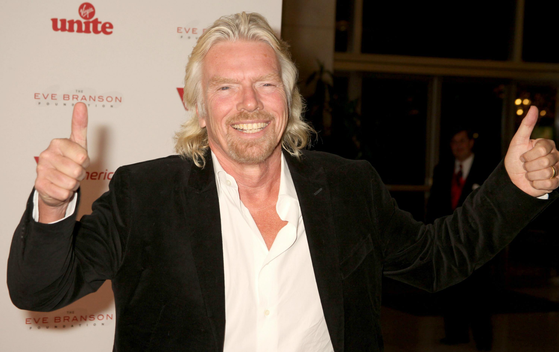 Richard Branson Wallpapers Hd