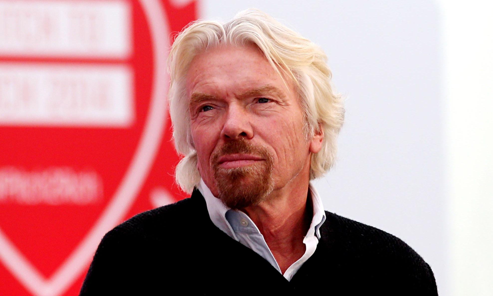 Richard Branson For Desktop