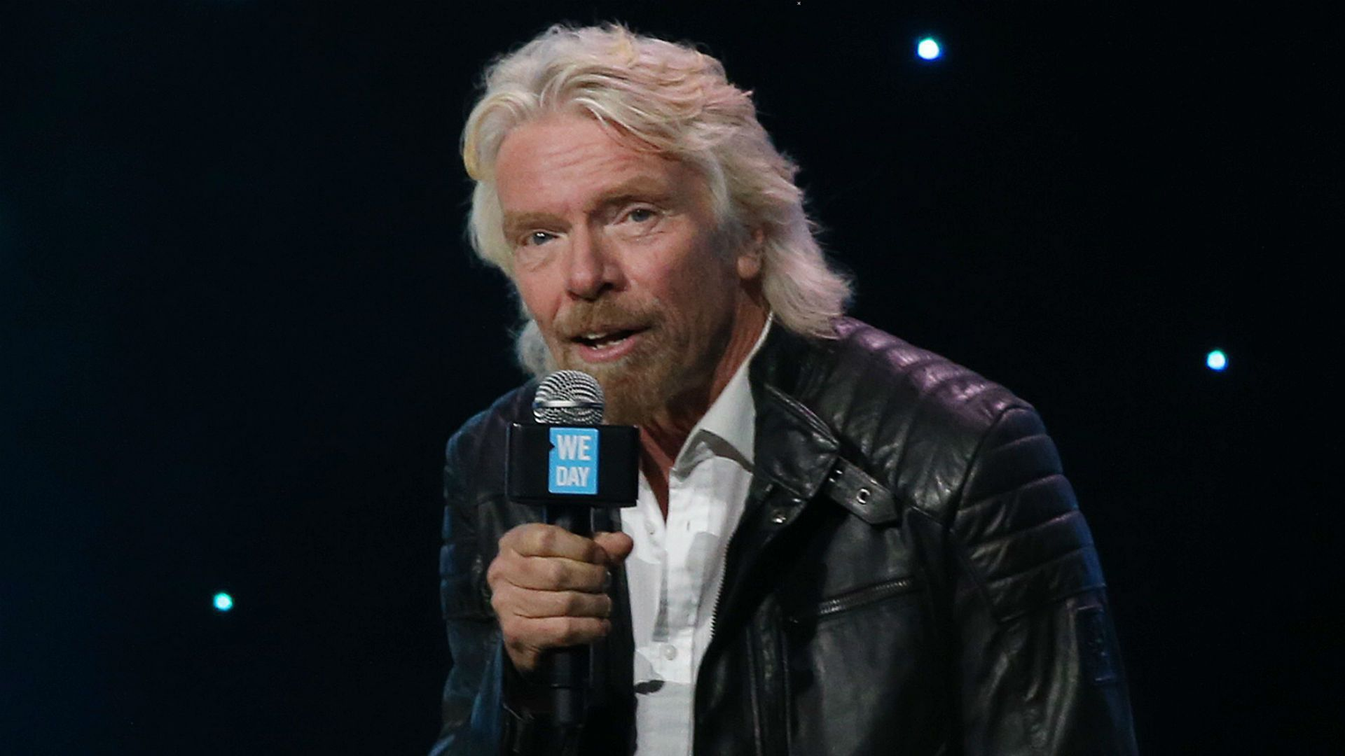 Richard Branson Full Hd