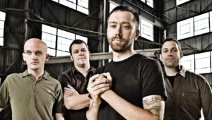 Rise Against For Desktop