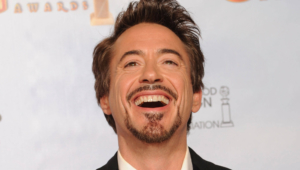 Robert Downey Jr Background