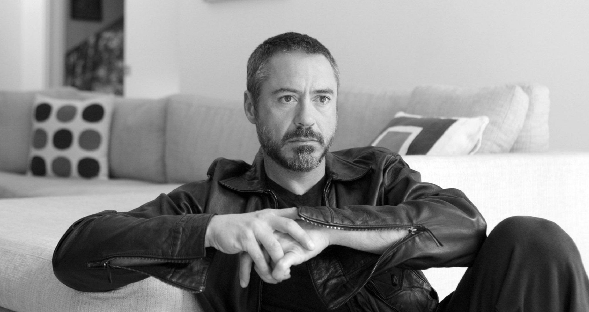 Robert Downey Jr Desktop