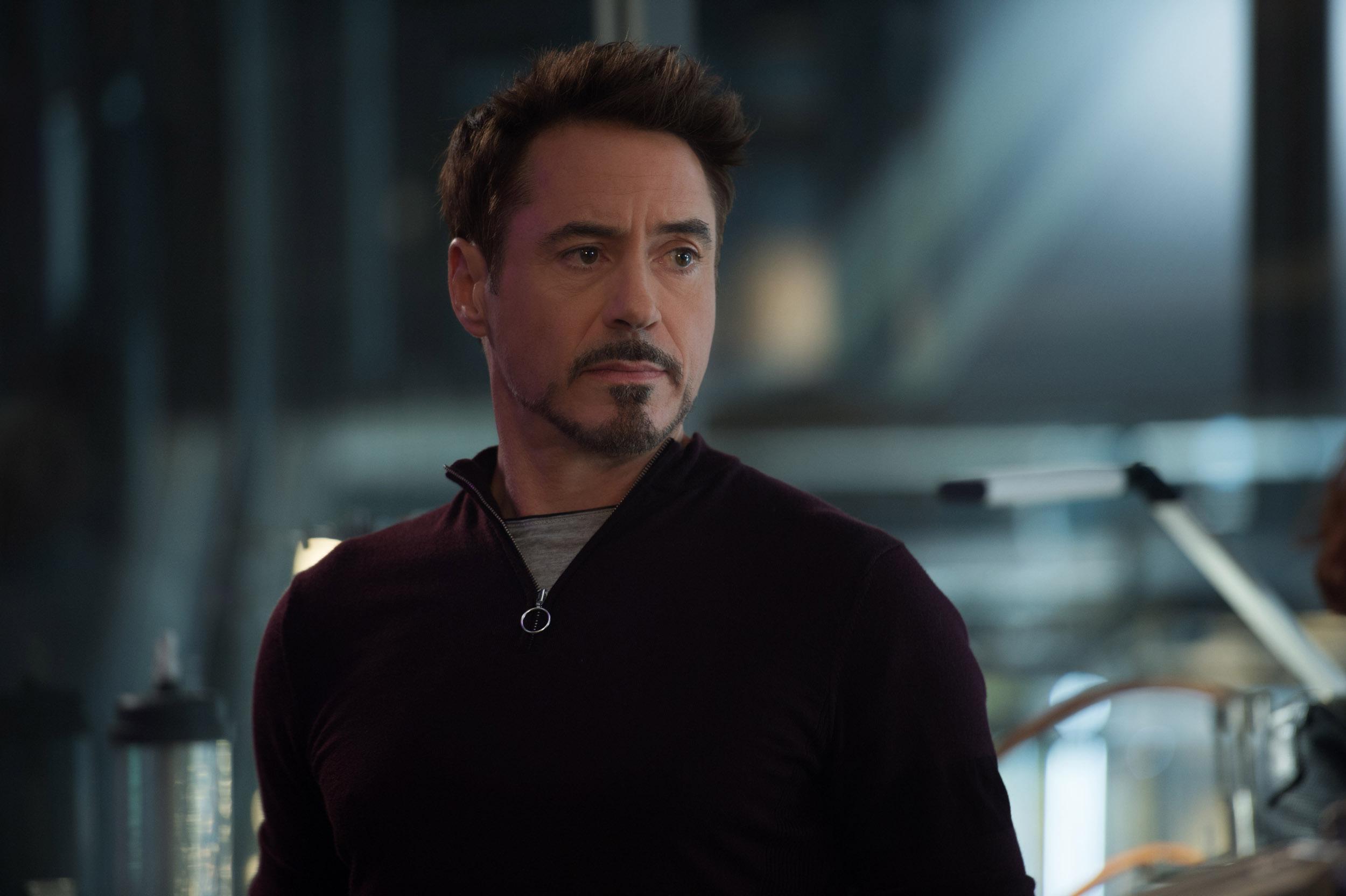 Robert Downey Jr High Definition
