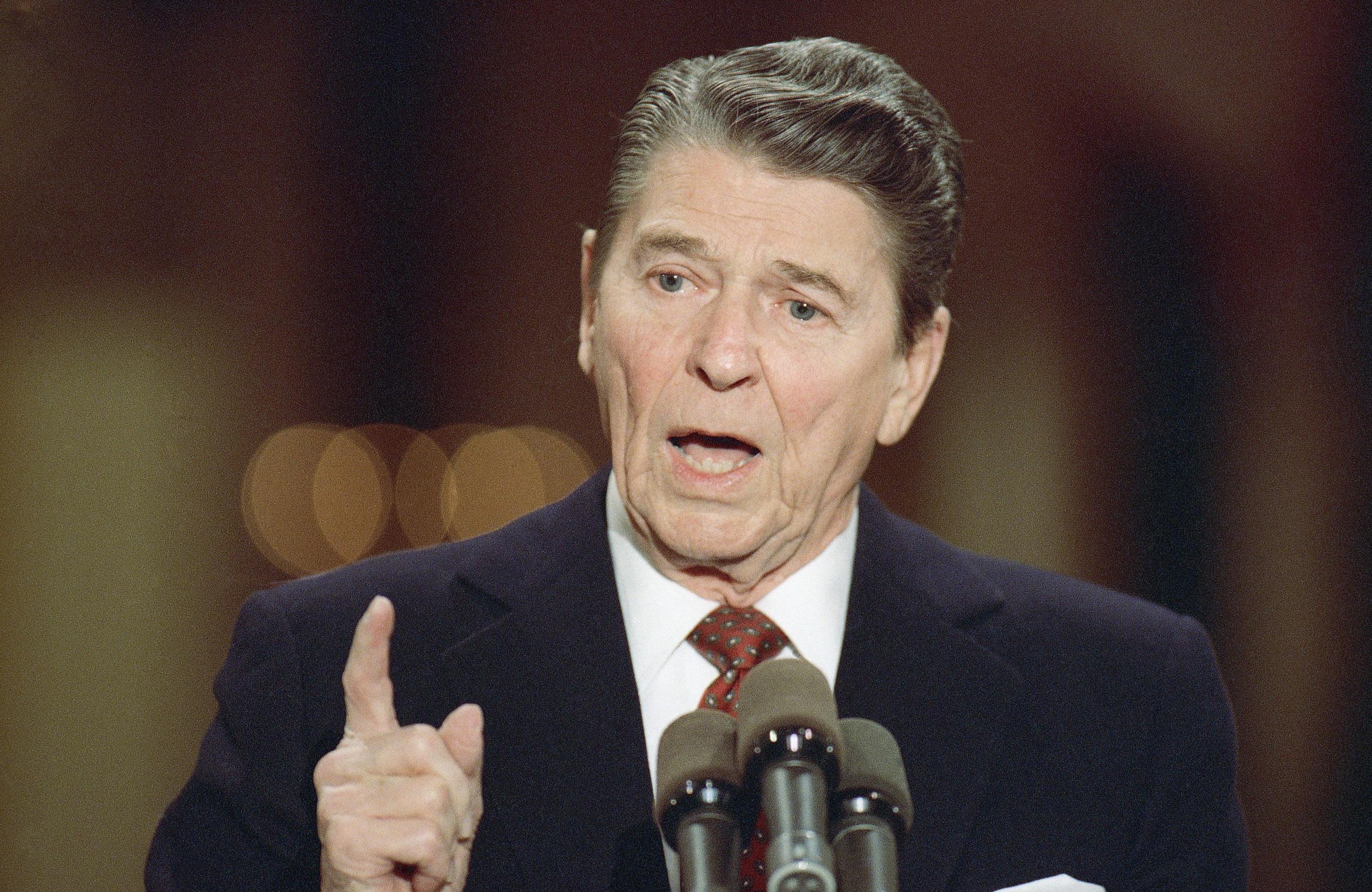 Ronald Reagan Hd Desktop