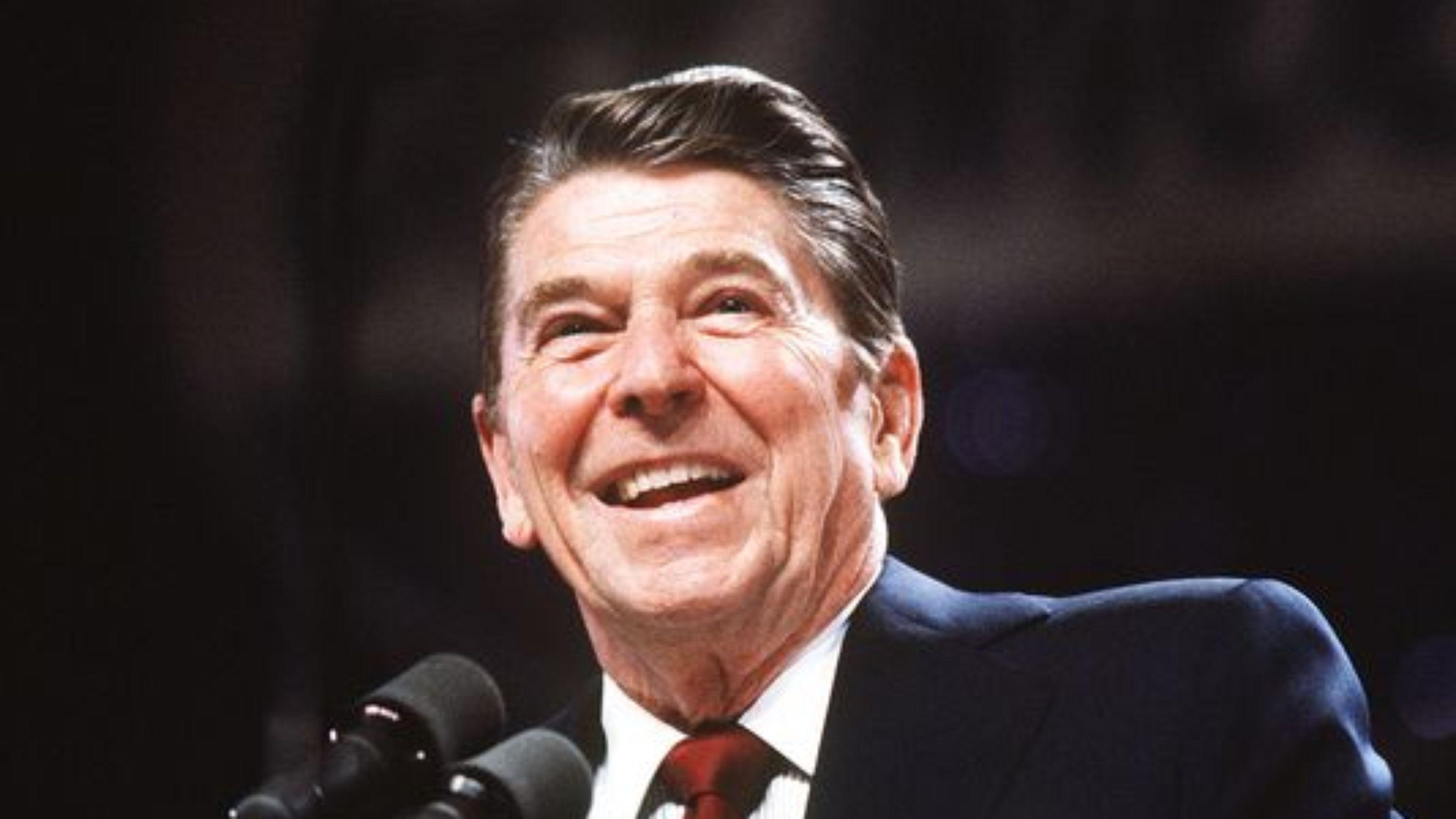 Ronald Reagan Wallpaper