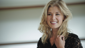 Rosamund Pike Background