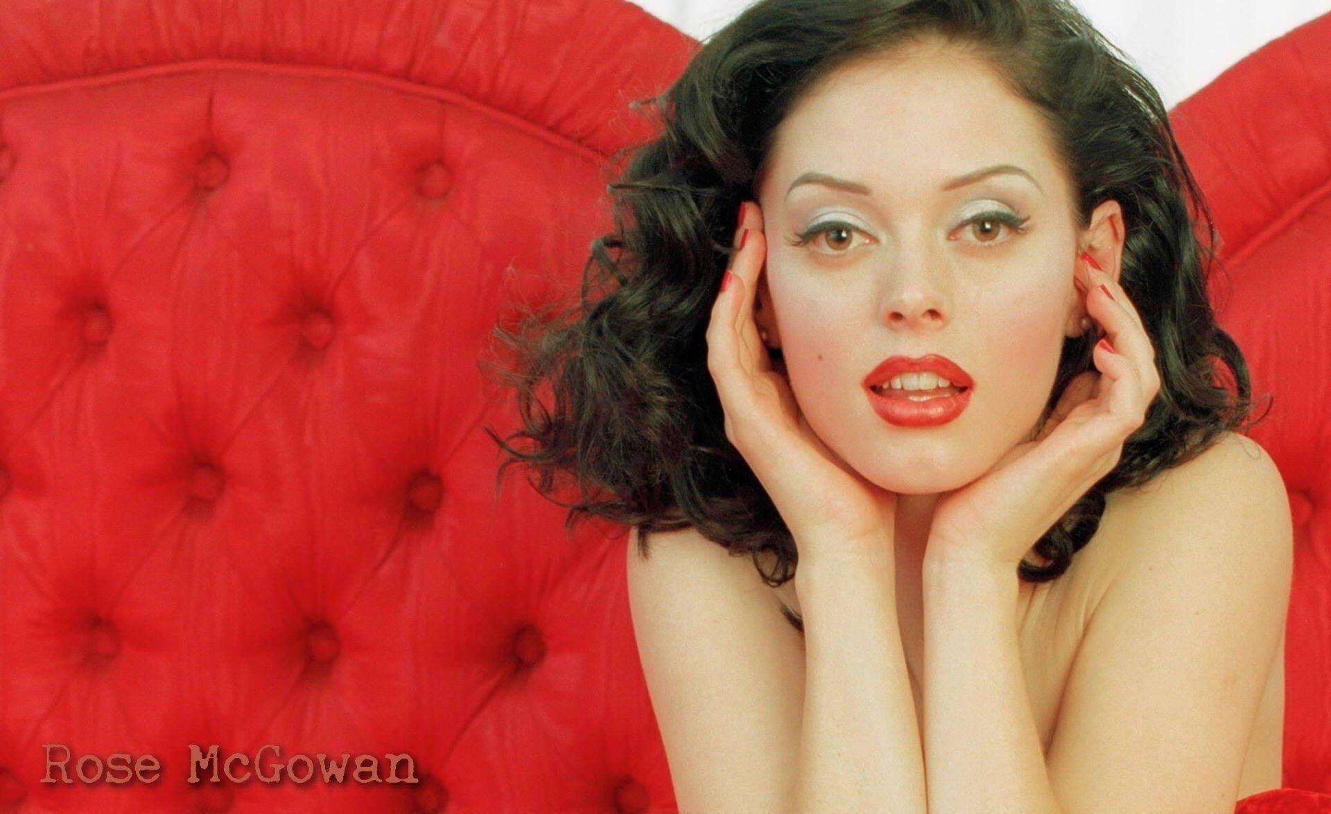 Rose Mcgowan 4k