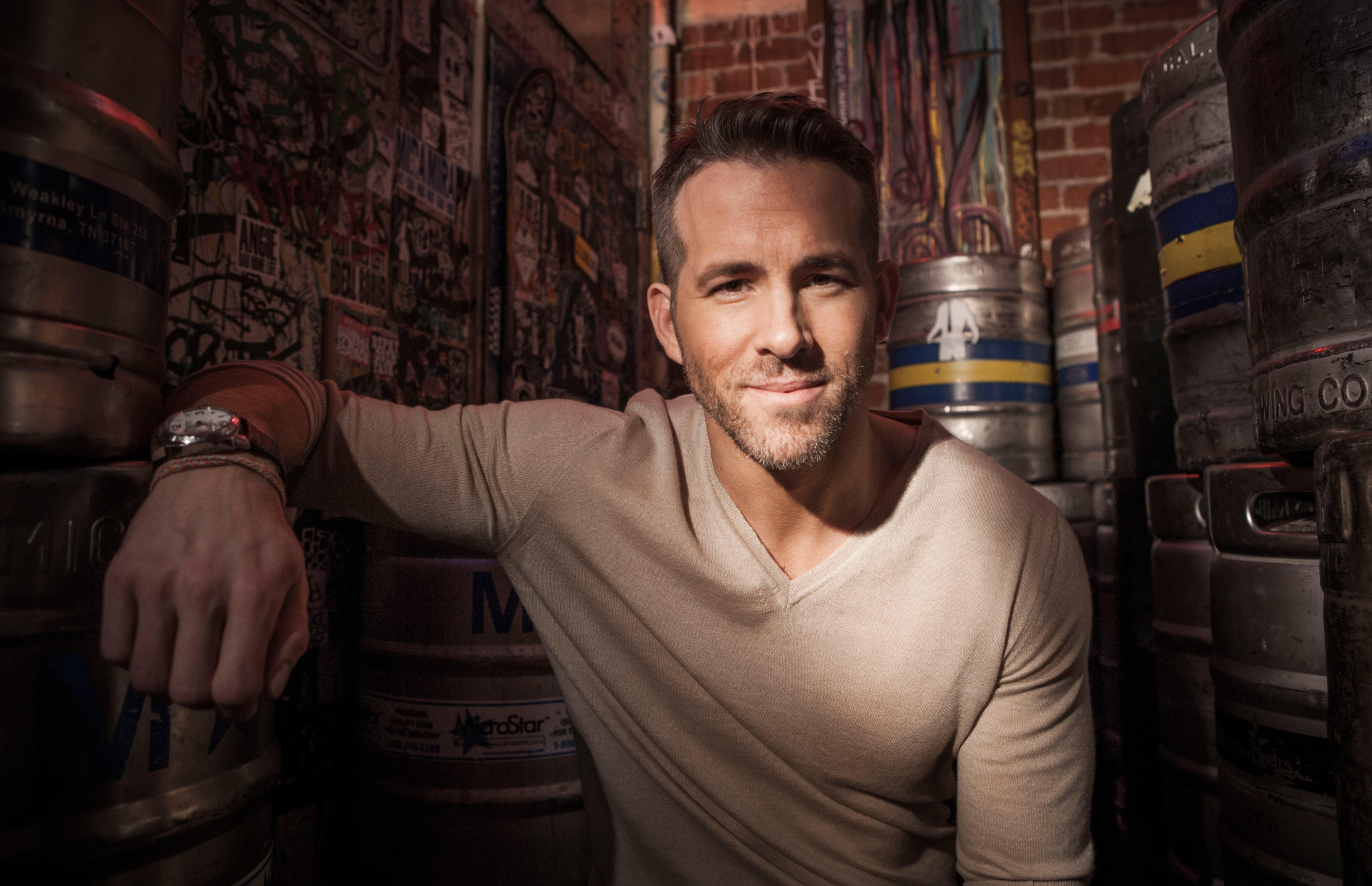 Ryan Reynolds 4k