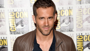 Ryan Reynolds Background
