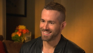 Ryan Reynolds Wallpapers Hd