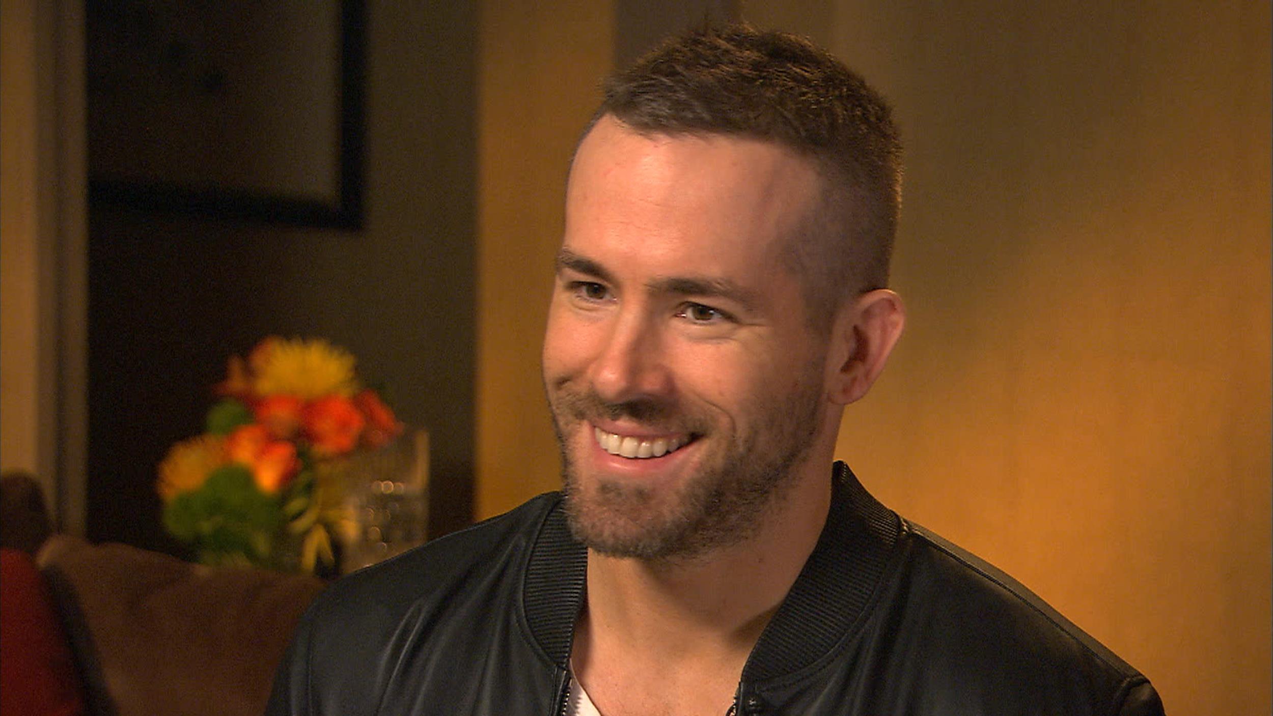 Ryan Reynolds Wallpapers Hd