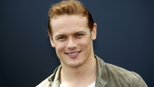Sam Heughan Hd