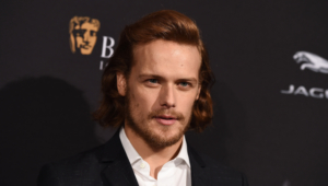 Sam Heughan High Quality Wallpapers