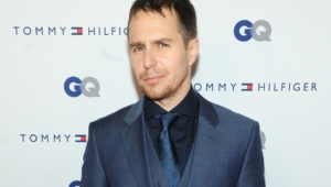 Sam Rockwell Background