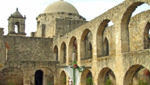 San Antonio Background