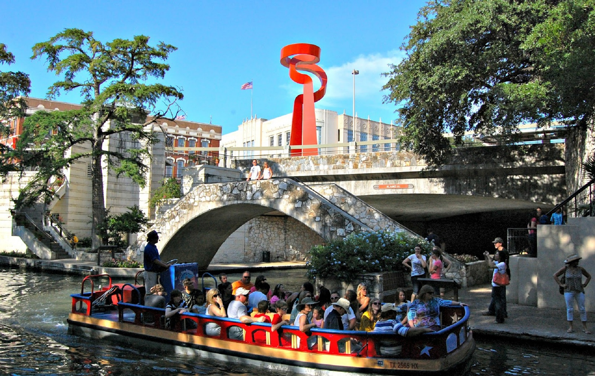 San Antonio Hd Background