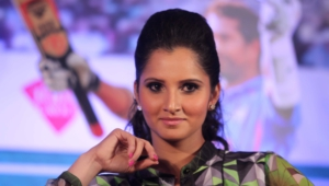 Sania Mirza Background