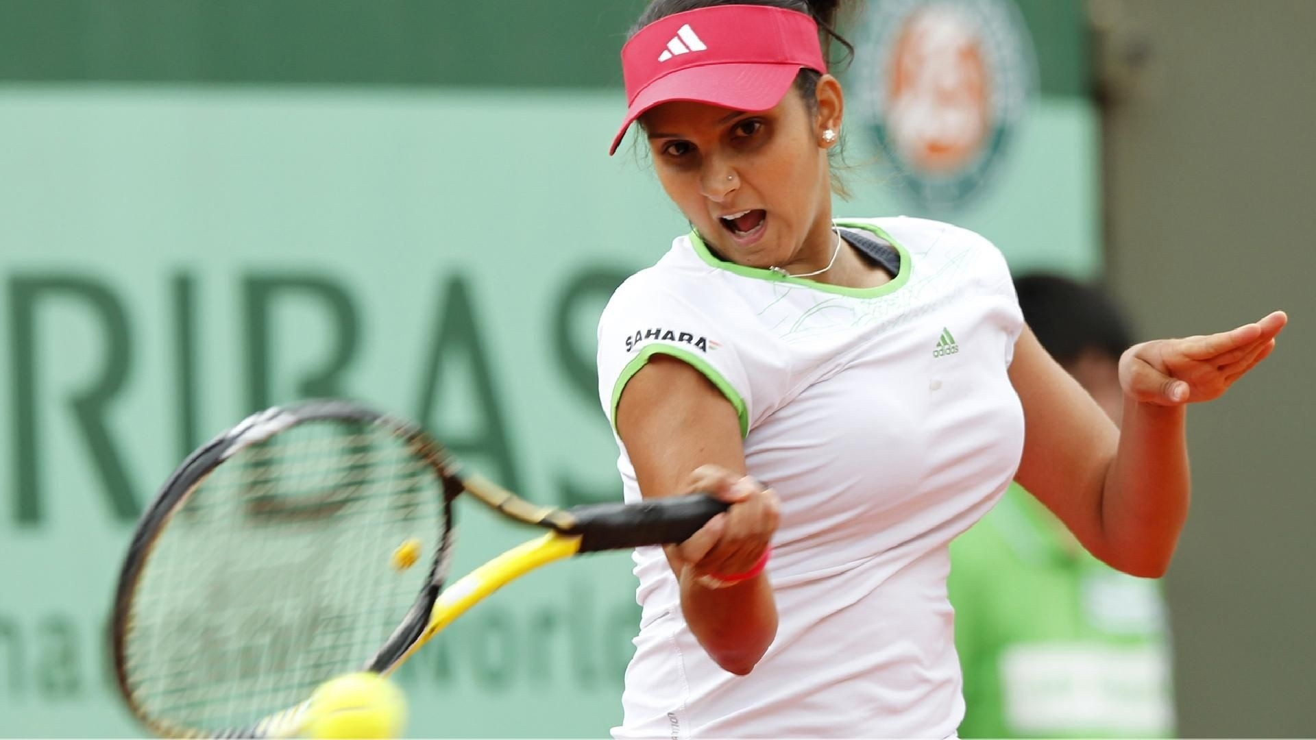 Sania Mirza Wallpapers And Backgrounds