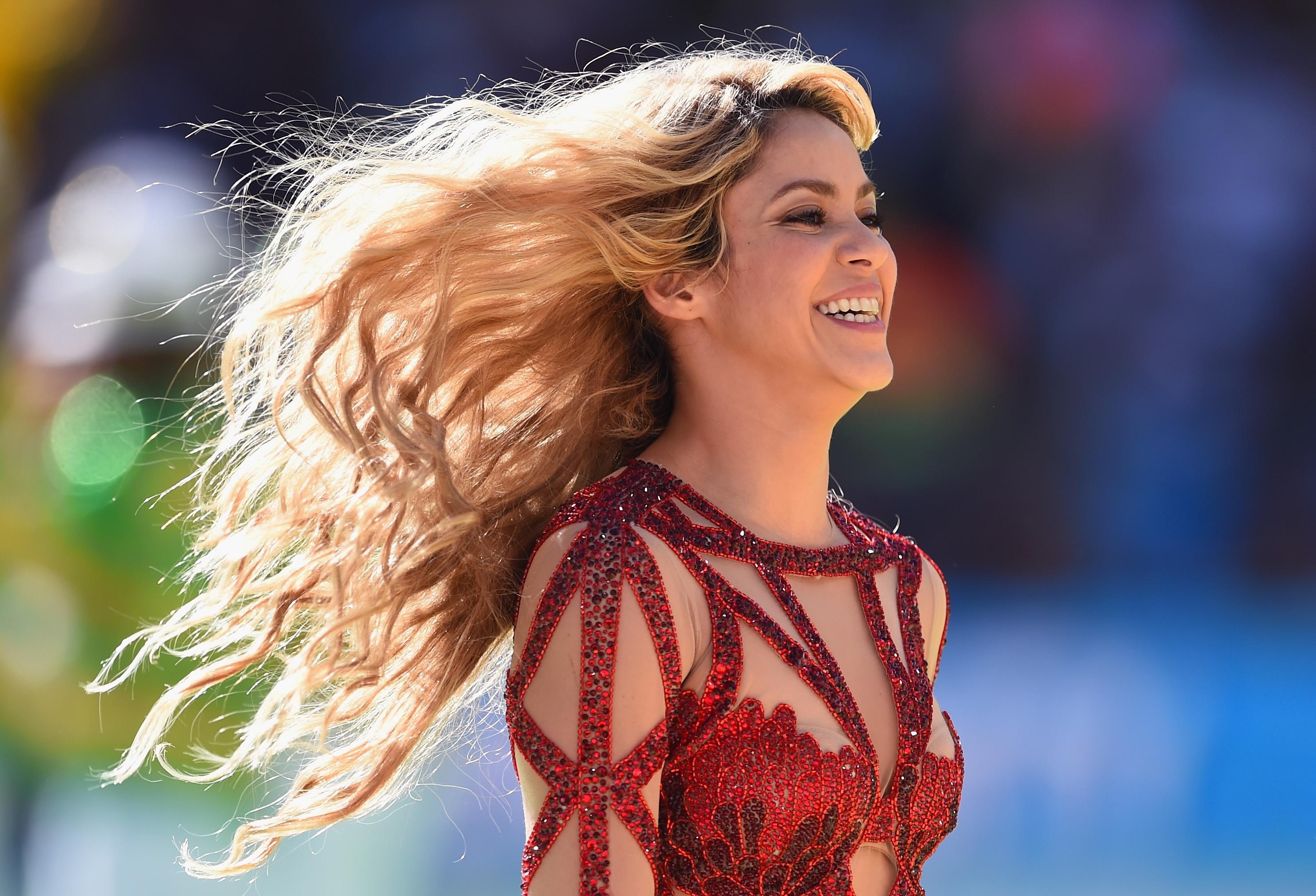 Shakira Hd Desktop