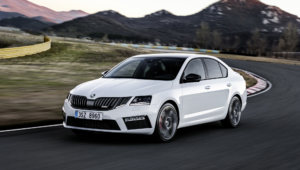 Skoda Octavia Rs 2017 Wallpapers