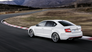 Skoda Octavia Rs 2017 Wallpapers Hd