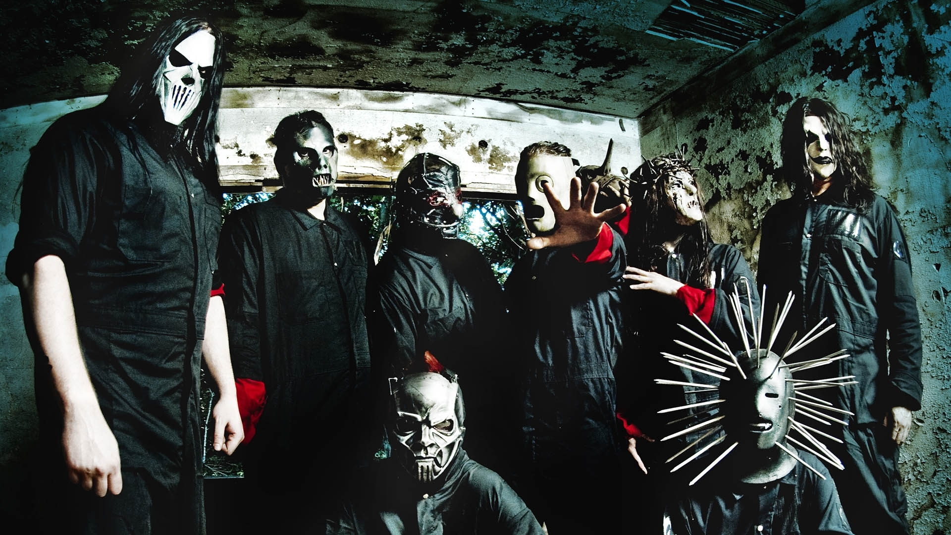 Slipknot Wallpapers Hd